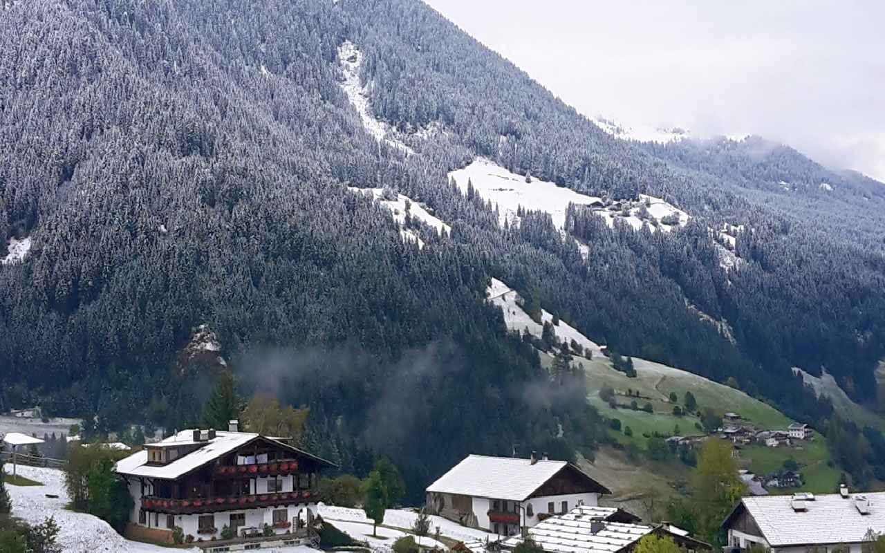 Schneefallgrenze Aktuell österreich